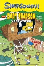 Bart Simpson 2016/9: Vzor všech