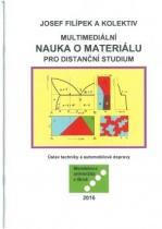 Multimediální nauka o materiálu pro distanční studium