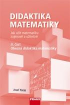 Didaktika matematiky, II. část