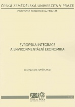 Evropská integrace a environmentální ekonomika