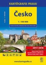 Česko - autoatlas 1: 100 000
