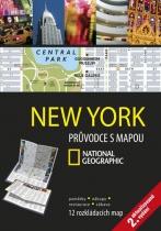 New York - Průvodce s mapou