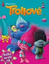 Trollové - Knížka na celý rok