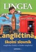 Angličtina - školní slovník