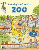 Samolepková knížka - Zoo