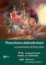 Pinocchiova dobrodružství / Le adventure di Pinocchio