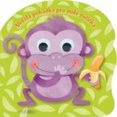 Veselá pohádka pro malé ručičky - Opička