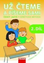 Už čteme a píšeme sami: Český jazyk 1 - genetická metoda