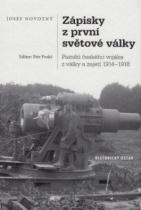 Josef Novotný: Zápisky z první světové války