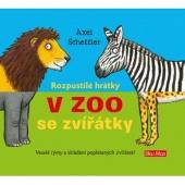 Rozpustilé hrátky - V Zoo se zvířátky