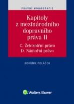 Kapitoly z mezinárodního dopravního práva II