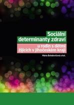 Sociální determinanty zdraví u rodin s dětmi žijících v Jihočeském kraji