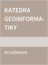 Katedra geoinformatiky Přírodovědecké fakulty Univerzity Palackého v Olomouci 2001-2016