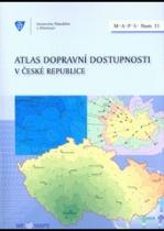 Atlas dopravní dostupnosti v České republice