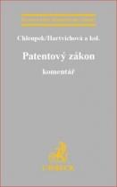 Patentový zákon. Komentář