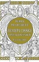 Zeměplošské omalovánky Terryho Pratchetta