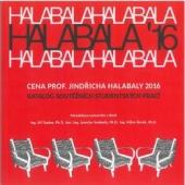Cena prof. J. Halabaly 2016
