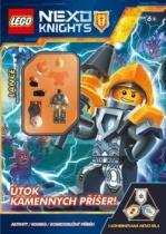 LEGO® NEXO KNIGHTS™ - Útok kamenných příšer!
