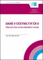 Daně v účetnictví ČR II.