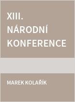 XIII. Národní konference o manželském, partnerském a rodinném poradenství