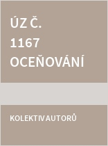 ÚZ č. 1167 Oceňování majetku