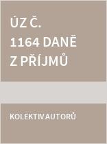ÚZ č. 1164 Daně z příjmů 2017