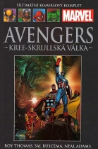 Avengers: Kree-Skrullská válka