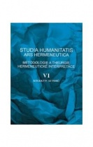 Studia humanitatis – Ars hermeneutica VI