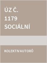 ÚZ č. 1179 Sociální zabezpečení