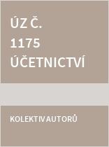 ÚZ č. 1175 Účetnictví nevýdělečných organizací