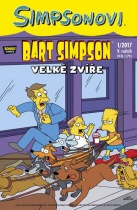 Bart Simpson 2017/1: Velké zvíře