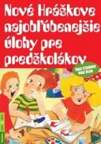 Nové Hráškove najobľúbenejšie úlohy pre predškolákov
