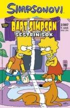 Bart Simpson 2017/2: Sestřin sok