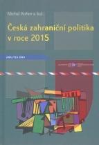 Česká zahraniční politika v roce 2015