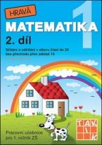 Hravá matematika 1/2 - Pracovní učebnice