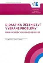 Didaktika účetnictví - vybrané problémy