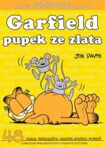 Garfield - Pupek ze zlata