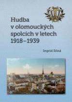 Hudba v olomouckých spolcích v letech 1918-1939