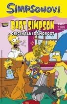 Bart Simpson 2017/4 - Originální samorost