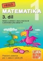 Hravá matematika 1/3 - Pracovní učebnice