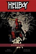 Hellboy: Bouře a běsy