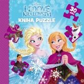 Ledové království - Kniha puzzle