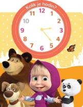 Máša a medvěd - Kolik je hodin?