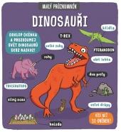 Malý průzkumník - Dinosauři