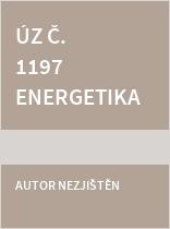 ÚZ č. 1197 Energetika