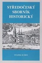 Středočeský sborník historický, 41/2015