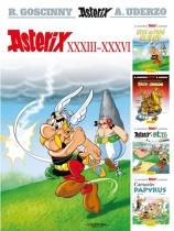 Asterix XXXIII - XXXVI