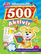 500 aktivit