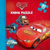 Auta - Kniha puzzle