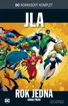 JLA: Rok jedna - kniha první